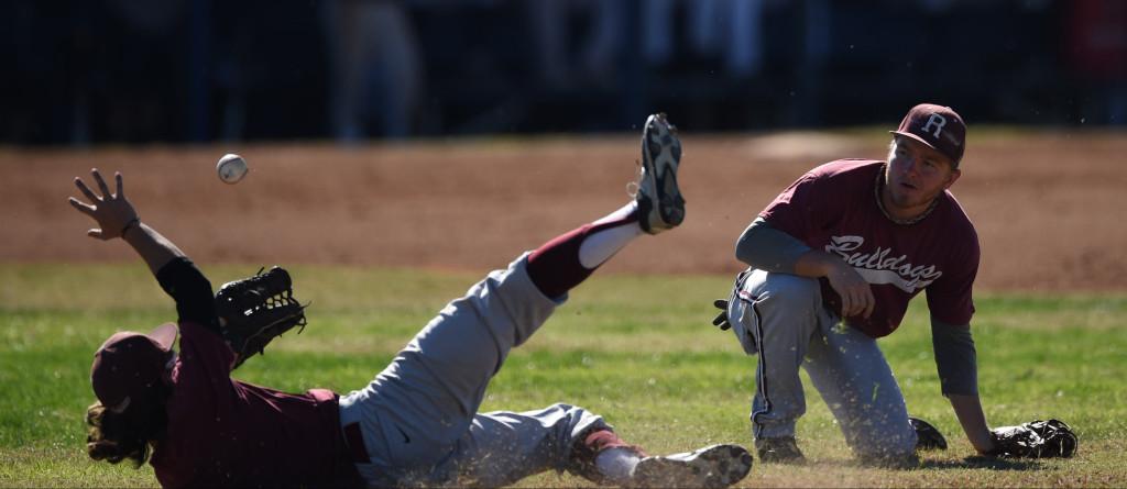 Saturday Baseball game at Fullerton College
